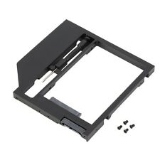 2nd HDD Caddy Hard Drive Disk SATA Case with Screwdriver For Laptop PC SR