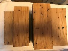 67 RECLAIMED WORMY CHESTNUT BOARDS 1/4