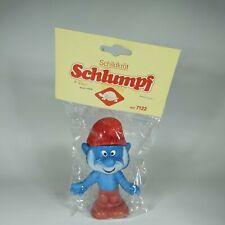 Schlumpf - Schildkröt Hohlfigur ca. 12cm - Peyo - Kehl - RAR - OVP