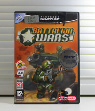 BATTALION WARS - NINTENDO GAMECUBE GAME - PAL - NEW