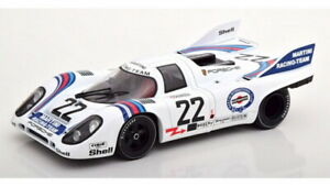 Porsche 917K #22 Marko - van Lennep Winner Le Mans 1971 1:18 (CMR135)