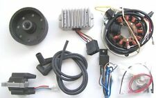 Yamaha RDX 125 Powerdynamo Lichtmaschine+kontaktlose Zündung 730779900