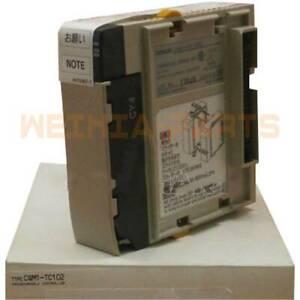 1PCS NEW CQM1-TC102 Temperature control module