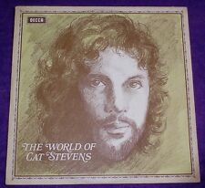 Cat Stevens - The World Of Cat Stevens, Vinyl LP, EX condition