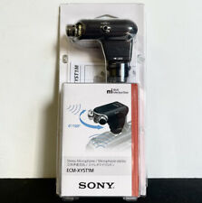 Sony Handycam Stereo microphone ECM-XYST1M  In Mint Condition OPEN BOX