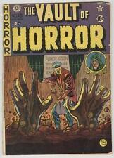 Vault of Horror #15 October 1950 FR fourth issue
