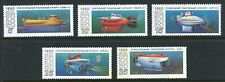 Russia Scott #5941-5945 MNH Submarines SHIPS $$
