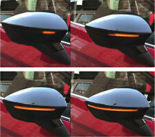 LED Dynamic Turn Signal Side Mirror Light For SEAT Leon III Mk3 5F Ibiza Arona