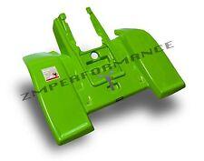 NEW YAMAHA BANSHEE YFZ 350 GREEN PLASTIC STANDARD REAR FENDER PLASTICS