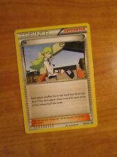 EX Pokemon N Card BLACK STAR PROMO Set BW100 Trainer Supporter Non-Holo League