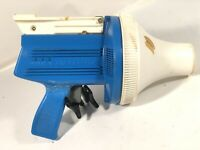 Wham-O Air Blaster Vintage Working Air Blowing Ray Gun Made In USA RARE COLOR