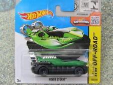 Modellini statici di auto , furgoni e camion verdi marca Hot Wheels pressofuso