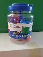 Learning Resources Counting Elephants