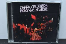 Frank Zappa/The Mothers of Invention - Roxy & Elsewhere (CD 1995, Rykodisc 10520