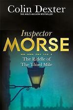 The Riddle of the Third Mile by Colin Dexter  BRAND NEW