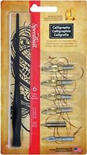 Speedball Calligraphy Dip Pen Lettering Set