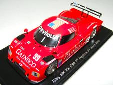 1/43 Spark Riley MK XX Car#99 Daytona 24 Hours 7th 2009  S2998