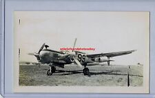 1946 LOCKHEED P-38 F-5 LIGHTNING H L MARSHAL BENDIX RACE ORIGINAL PHOTO RARE