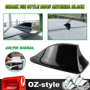 Stereo Cover Shark Fin Antenna Auto Top Garnish Aerial For Holden Cruze Caprice