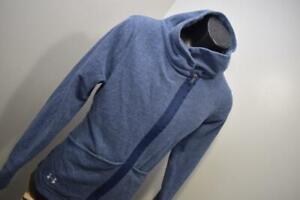 Under Armour Loose Turtleneck Sweater Cotton Blend Sweatshirt Womens Medium