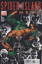 Marvel comic magazine SPIDER ISLAND HERC No 7 nov 2011  [ A1 ]