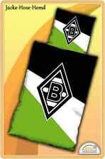 Borussia Mönchengladbach Bettwäsche Logo gr.80x80/135x200cm  NEU