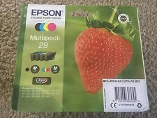 Epson 29 Multipack Strawberry, Genuine, New, T2986, FREE + FAST POSTAGE