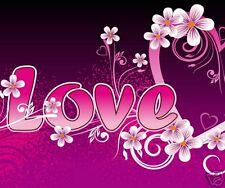 TAPIS DE SOURIS 10 AMOUR LOVE COEUR ST VALENTIN