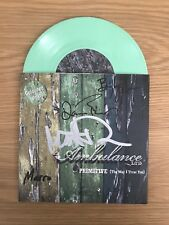 "*SIGNED* Ambulance Ltd. - Primitive - Green 7"" - UNPLAYED - Discount For 2+"