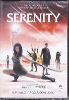 Dvd **SERENITY** nuovo sigillato 2005