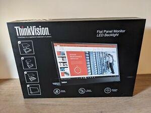 "ThinkVision M14 14"" Full HD IPS USB Type C Flat Panel Monitor (D18140FX0) Boxed"