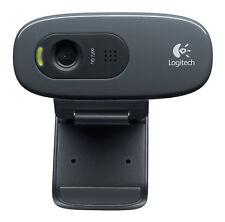 Logitech C270 - Webcam USB, negro NUEVO