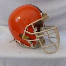 "VINTAGE "" CLEVELAND BROWNS ""  FULL SIZE RIDDELL VSR GAME USED SUSPENSION  HELMET"
