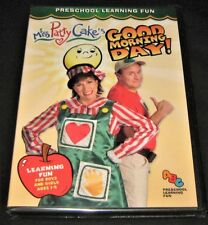 Miss Patty Cake's Good Morning Day (DVD, 2009) New & Sealed - Preschool Learning