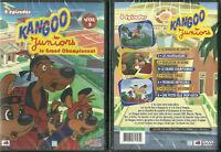 DVD - Kangoo Junior: el Grande Championship (Dibujos Anime - Nuevo Sellado)