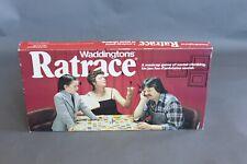 Rat Race Board Game 1973 Waddingtons Excellent!
