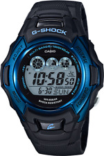 Casio G-Shock Men's Black Strap Water Resistant Digital Watch GW-M500F-2CR
