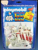PLAYMOBIL COLOR 3619 - Spielkiste Nr. 2 - Indianer - 1979 - NEU & OVP - New MISB