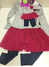 "Dollie & Me, Legging Set for You And Your Doll, Size 5 Fits 18"" Doll NWT"
