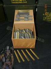 200ct Stripper Clips + 4 Mag Adapter/ Spoon Loaders 5.56 .223 GG&G Once Unloaded