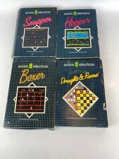 RETRO Acorn Electron ROM cartridge..4 Games (ACORNSOFT 1984) RARE GAMES