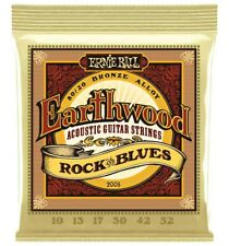 Ernie Ball 2008 - Jeu de cordes guitare acoustique - Earthwood 80/20 Bronze - R