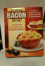 perfect bacon bowl as seen dishwasher safe Breakfast Eggs Kitchen