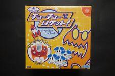 CHU CHU ROCKET+CONTROLLER chuchu Box Sega Dreamcast Japan Very.Good.Condition