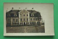 Foto AK Schloss Selsau 1914-18 Lettland Dzelzava Manor Videme Soldaten 1.WK WWI