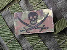 Snake Patch - CALICO JACK vegetato - CAMO ITALIE airsoft PAINTBALL scratch mâle