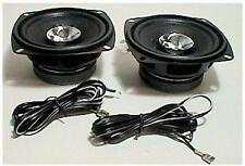 "4"" Speakers for Honda Goldwing GL1200 - Front Only"