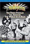 The Three Stooges Go Around the World in a Daze DVD, Anthony Eustrel, Richard De