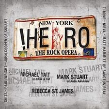 Hero: The Rock Opera by Various Artists - New