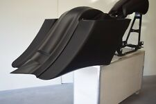 harley davidson stretched saddlebags and rear fender update your rear end 97-08